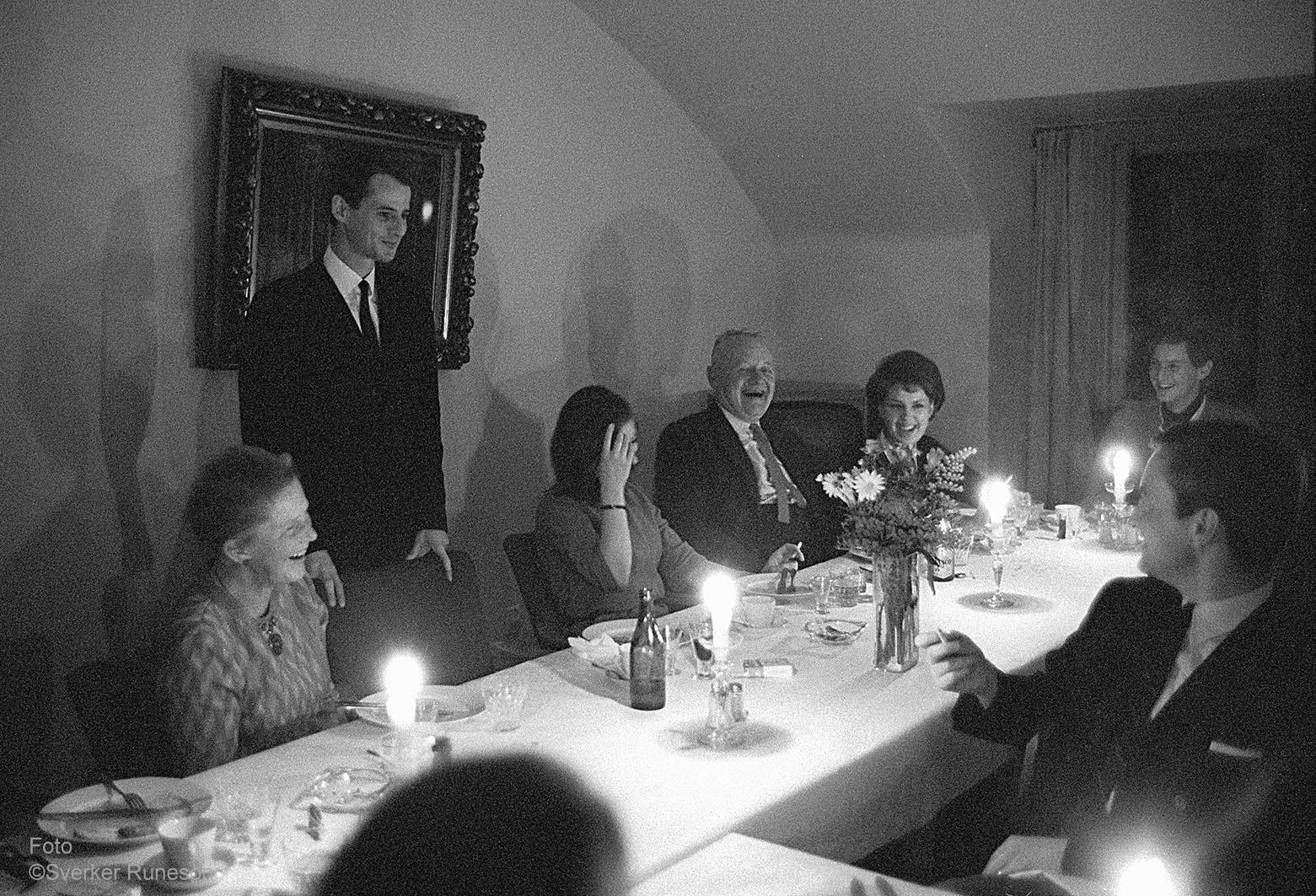 Västgöta Nation, Kinnekullerummet: Sexa efter Nationssammankomst 26 september 1967.