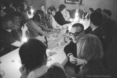 Västgöta Nation, Kinnekullerummet. Sexa efter Nationssammankomst 12/12 1967